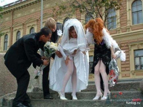 Фото 5540 в коллекции Свадебные курьезы - leshechka