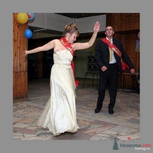 Фото 5546 в коллекции Свадебные курьезы - leshechka
