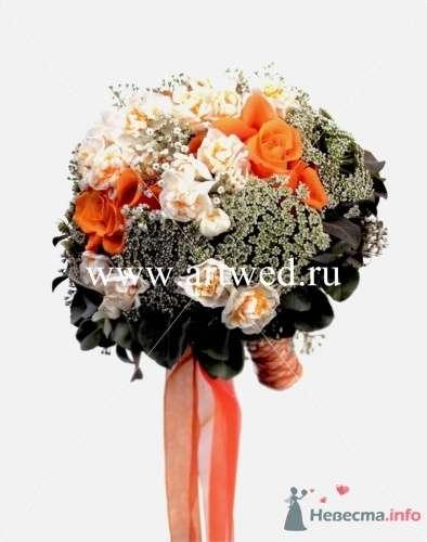 Фото 6501 в коллекции Букет невесты - leshechka