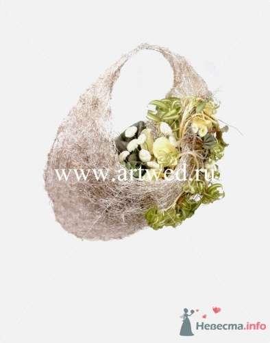 Фото 6542 в коллекции Букет невесты - leshechka