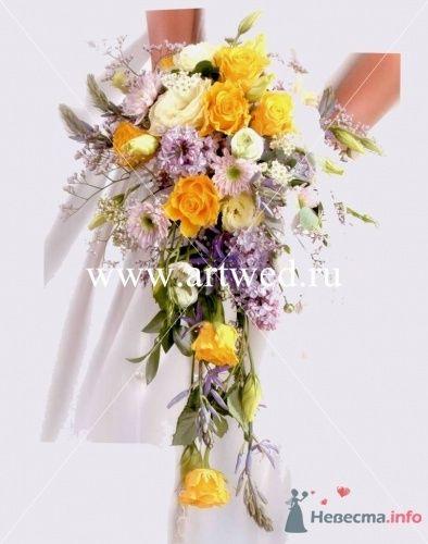 Фото 6549 в коллекции Букет невесты - leshechka
