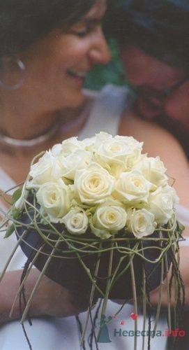 Фото 6696 в коллекции Букет невесты - leshechka