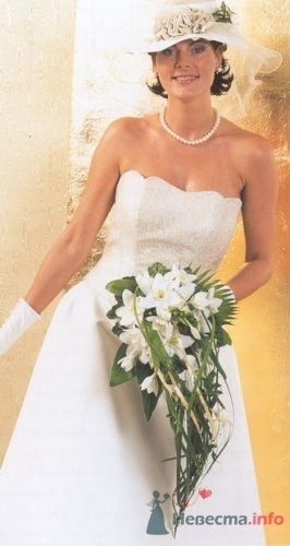 Фото 6700 в коллекции Букет невесты