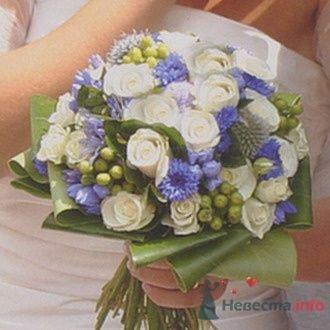 Фото 6711 в коллекции Букет невесты - leshechka
