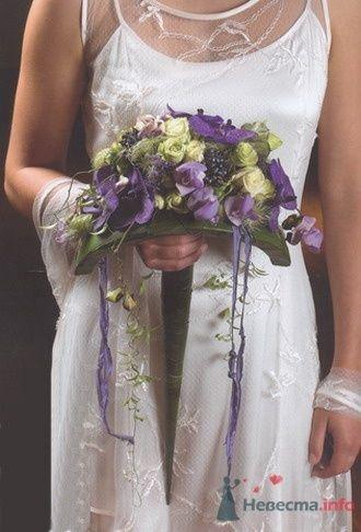 Фото 6736 в коллекции Букет невесты - leshechka