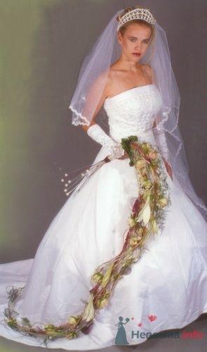 Фото 6739 в коллекции Букет невесты - leshechka