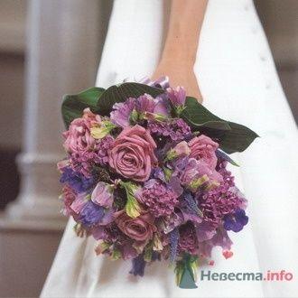 Фото 6741 в коллекции Букет невесты - leshechka
