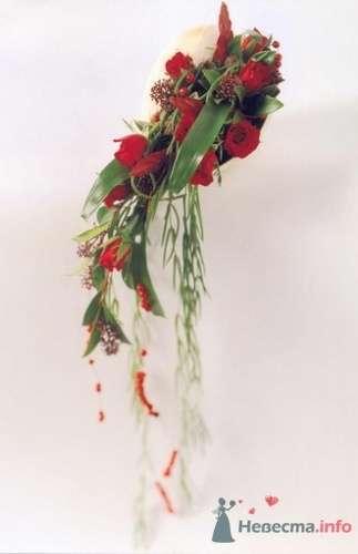Фото 6746 в коллекции Букет невесты - leshechka