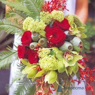 Фото 6748 в коллекции Букет невесты