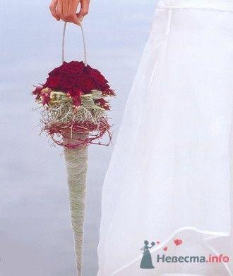 Фото 6756 в коллекции Букет невесты - leshechka
