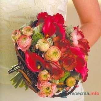Фото 6761 в коллекции Букет невесты - leshechka