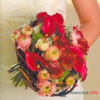 Фото 6761 в коллекции Букет невесты