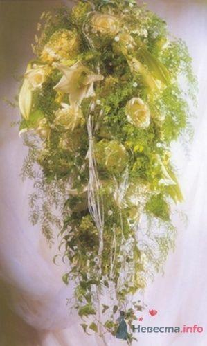 Фото 6763 в коллекции Букет невесты