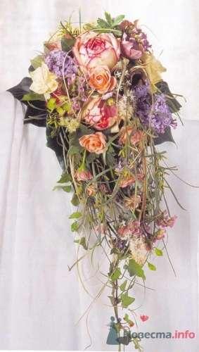 Фото 6795 в коллекции Букет невесты - leshechka