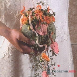 Фото 6804 в коллекции Букет невесты - leshechka