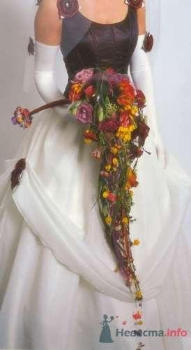 Фото 6815 в коллекции Букет невесты - leshechka