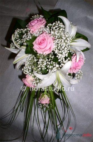 Фото 9154 в коллекции Букет невесты - leshechka