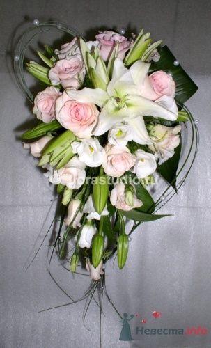 Фото 9156 в коллекции Букет невесты - leshechka