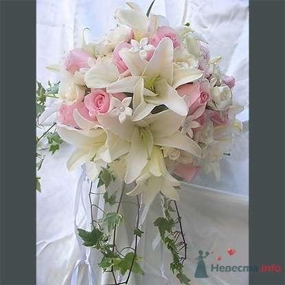 Фото 9190 в коллекции Букет невесты - leshechka
