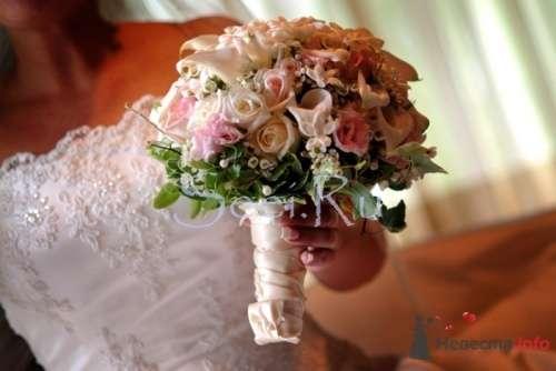 Фото 9264 в коллекции Букет невесты - leshechka