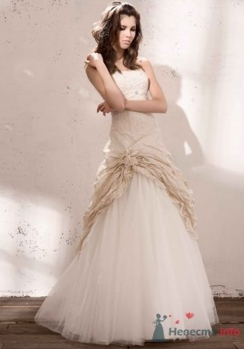 Фото 11130 в коллекции Свадебные платья - leshechka