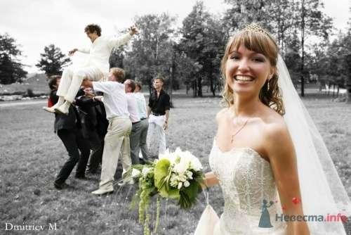 Фото 14151 в коллекции Свадебная фотография - leshechka