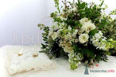 Фото 17875 в коллекции Букет невесты - leshechka