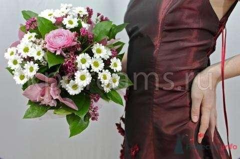 Фото 17878 в коллекции Букет невесты - leshechka
