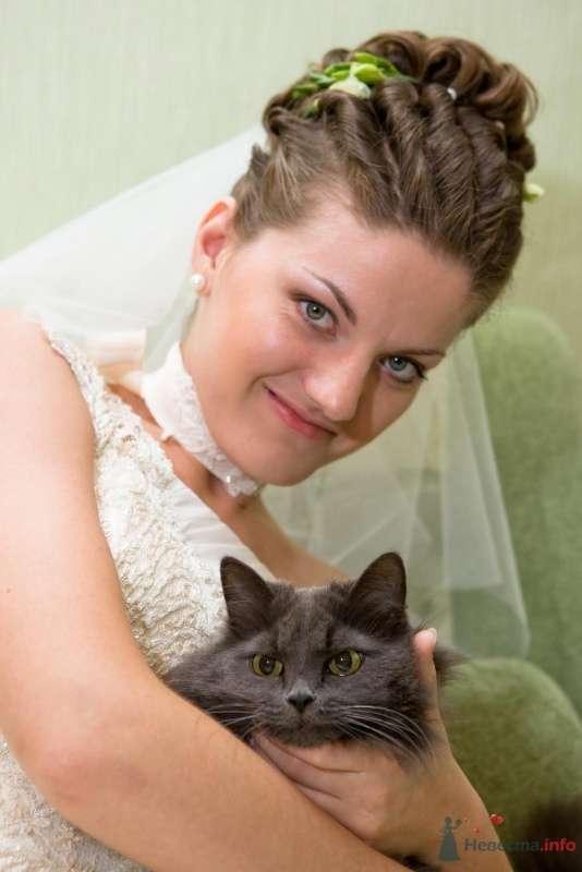 моя прическа и макияж - фото 34332 leshechka