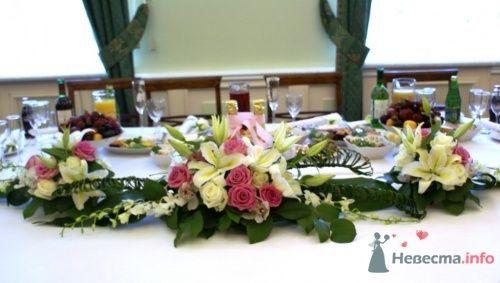 Комозиции на стол  - фото 14852 Флорист-дизайнер Екатерина