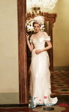 Свадебное платье Atelier Aimee от ПЛЮМАЖ - фото 1144 Плюмаж - бутик выходного платья и костюма