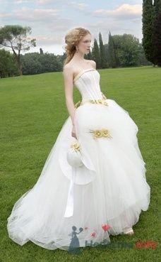 Свадебное платье Atelier Aimee от ПЛЮМАЖ - фото 1151 Плюмаж - бутик выходного платья и костюма