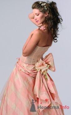 Свадебное платье Domo Adami от ПЛЮМАЖ - фото 1158 Плюмаж - бутик выходного платья и костюма