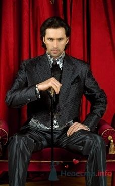 Выходной костюм Ottavio Nuccio от ПЛЮМАЖ - фото 1165 Плюмаж - бутик выходного платья и костюма