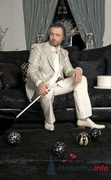 Выходной костюм Ottavio Nuccio от ПЛЮМАЖ - фото 1170 Плюмаж - бутик выходного платья и костюма