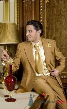 Выходной костюм Ottavio Nuccio от ПЛЮМАЖ - фото 1171 Плюмаж - бутик выходного платья и костюма