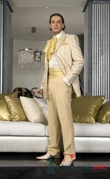 Выходной костюм Ottavio Nuccio от ПЛЮМАЖ - фото 1174 Плюмаж - бутик выходного платья и костюма