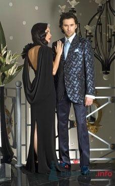 Выходной костюм Ottavio Nuccio от ПЛЮМАЖ - фото 1176 Плюмаж - бутик выходного платья и костюма