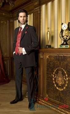 Выходной костюм Ottavio Nuccio от ПЛЮМАЖ - фото 1178 Плюмаж - бутик выходного платья и костюма