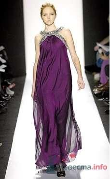 Коктейльное платье Badgley Mischka от ПЛЮМАЖ - фото 1184 Плюмаж - бутик выходного платья и костюма
