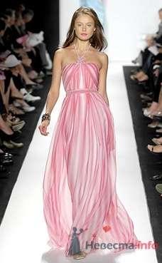 Коктейльное платье Badgley Mischka от ПЛЮМАЖ - фото 1190 Плюмаж - бутик выходного платья и костюма