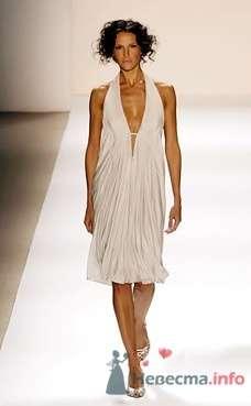 Коктейльное платье Tadashi от ПЛЮМАЖ - фото 1196 Плюмаж - бутик выходного платья и костюма