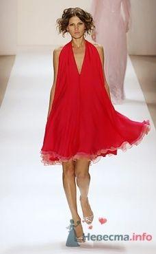 Коктейльное платье Tadashi от ПЛЮМАЖ - фото 1198 Плюмаж - бутик выходного платья и костюма