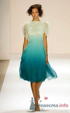 Коктейльное платье Tadashi от ПЛЮМАЖ - фото 1202 Плюмаж - бутик выходного платья и костюма