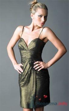 Коктейльное платье Ugo Zaldi от ПЛЮМАЖ - фото 1219 Плюмаж - бутик выходного платья и костюма