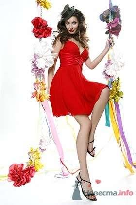 Коктейльное платье CHATEAU MARGAUX - фото 30428 Плюмаж - бутик выходного платья и костюма