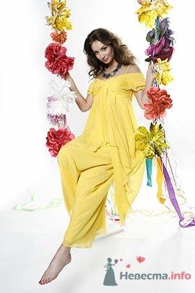 Вечернее платье CHATEAU MARGAUX - фото 30432 Плюмаж - бутик выходного платья и костюма
