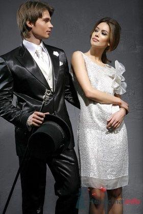 Свадебное платье Vera Wang - фото 30455 Плюмаж - бутик выходного платья и костюма