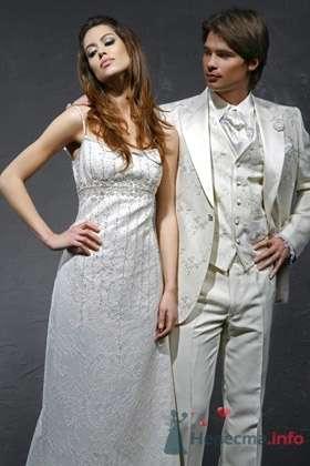 Свадебное платье Gaia - фото 30464 Плюмаж - бутик выходного платья и костюма
