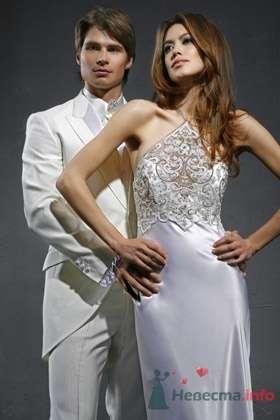 Свадебное платье Atelier Aimee - фото 30469 Плюмаж - бутик выходного платья и костюма